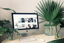 Revamping my space - Office / Desk Inspiration