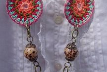 earrings / by Puri de Vega