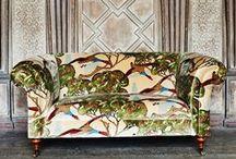 Bespoke upholstery / Bespoke upholstery designs and ideas from Richard Grafton Interiors.