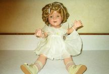 "Shirley Temple Dolls / This board is also ""DEDICATED"" to my courageous mother (Donna) who  collects and made her own Shirley Temple Dolls.  / by CJ Manowski"