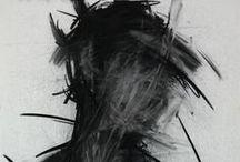 KwangHo Shin / Oil and Charcoal