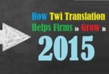 TRANSLATION SERVICES IN TWI