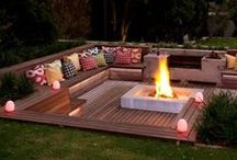 Landscape & Outdoor Spaces / Beautiful designs, flowers, styles, and outdoor spaces that I like.