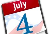 4th OF JULY / JULY 4TH / PATRIOTIC IMAGES  OR GIFS / by Melody Bray