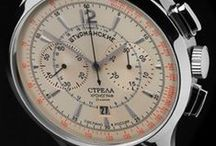 Inexpensive mechanical watches / A selection of wristwatches priced under €1,000