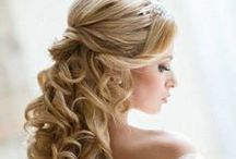 Stylish (bridal) Hair / by Click Bulker