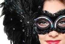 Masquerade Wedding / Victorian Style