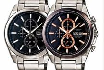 Quartz watches / A selection of wristwatches priced under €1,000