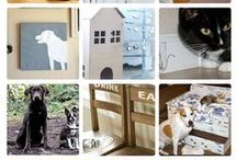 DIY for pets / ~Projects & crafts to pamper your pet