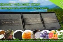 Organic Volcanic Soap / ORGANIC VOLCANIC SOAP is the most amazing health & beauty product EVER! There is no other product like it - because its activated with triple heart fusion.   Cleanse your Aura & Chakras, nurture your body & senses with Balinese Volcanic Organic http://bit.ly/1vlgWml  (no more salt scrubbing, just divine nurturing, delicious Soap!