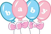 CLIP ART - BABY - CLIPART / IMAGES OF BABY AND BABY RELATED ITEMS / by Melody Bray