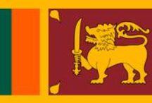 Sri Lanka ❁ (Ceylon) / Ceilon / by Jesus Benabe