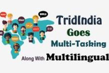 Language Translation Services Resources / TridIndia is a Leading Language Translation Company in India, have 3000+ native translators worldwide to translate your native language to other languages.