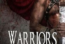 Warriors of Strathan / #erotic #romance #books #historical #fantasy #menage #M/f/M #immortal #warriors