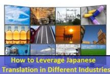 Japanese Translation Services Provider / TridIndia Providing Japanese Translation Services with high quality, professional Japanese translator and interpreter services.