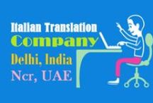 Italian Translation Services Resources / TridIndia offer Professional  Italian Translation Services whose native language is Italian and English perform quality translations.