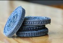 Denim / Textiel DIY