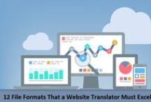 Website Translation Services Resources / We are providing website translation and localization For multilingual websites in different languages.