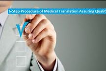Medical Translation Services Resources / We are providing high quality medical translation services the most professional translators specializing in translation medical.