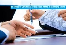 Certificate Translation Services Resources