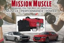 Military Muscle and Fitness / Military Strong Tips and Resources