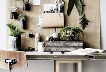 Work Space / Showroom Inspiration