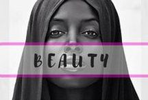 Beauty / Celebrating the beauty of black women in all shades, shapes, and personalities! www.ihearthatgirl.com