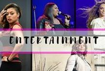 Entertainment / Women in Entertainment that are CRUSHING it!  Music, Film, Dance, Art, Television and MORE!