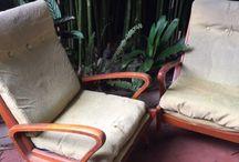 Wrightbilt TV Chair Restoration