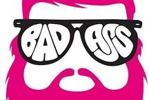 badass shtufff / by Kelsey McCartney