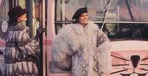Retro / Gli anni '50 e '60 sono tripudio di forme, volumi e colori... ispirazione continua, esaltazione della femminilità e della figura della donna...  Romantica, Sensuale, Austrera o Severo , ma... sempre la donna al centro: la principessa del fashion...