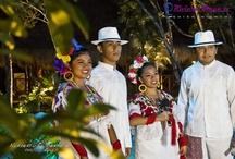 Celebración del Equinoccio de Primavera en Tulum / El día de ayer, en Tulum, Aldea Zamá, se celebró el Equinoccio de Primavera, en la misma hubo concurso de Jaranas con más de 48 parejas en escena, música en vivo y la conferencia del arqueoastrónomo Alberto Haggar.