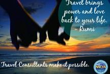 Use a Travel Consultant / Travel Smart - Use a Travel Consultant! You can find a NACTA approved Travel Consultant at www.NACTA.com