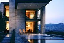 Arkitektur / Rene linjer, eleganse
