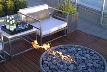 Outdoor living / Love to be there