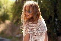 C r o c h e t F a s h i o n / Inspiration and beautifully made crochet pieces.