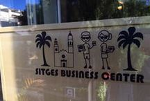 For business and shops / Show what your shop is selling! Put stickers on your glass doors or walls, so people don't run into them! #attention #alerta #shop #store #tienda