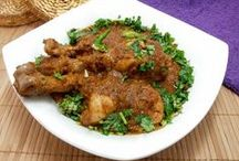 Chicken Masala Recipe / One of the favourite north Indian Chicken recipe – Chicken Masala is perfect for a lazy weekend meal. This recipe has lots of spices is time consuming and very rich gravy which tastes best with garam phulka/chapatti (Indian fresh dough bread). The gravy texture and spice quotient are balanced with a use of poppy seeds paste.
