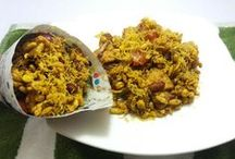 Olive Bhel puri recipe / Bhel puri has been one of been one of simplest and favourite street snack in India. It is favourtie with all age groups in the family. Olive Bhel puri recipe adds 1 more taste to this fiery hot recipe with tangy taste of green pimiento stuffed olives. This can very quickly become a very popular kitty party recipe.