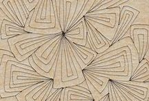 motifs matelassage et autres / quilting - sashiko