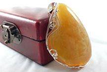 Amber jewelry from Poland / Amber jewelry, Baltic amber directly from Poland