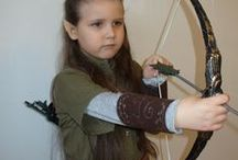 Legolas costume / easy Legolas / elf costume / based on Lord of the rings / Hobbit film