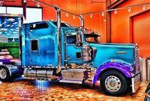 Semi Trucks / by Jodi White
