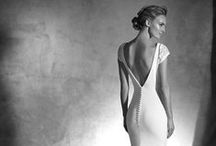 Bridal Gowns / Bridal gowns and dresses, veils, hair and makeup