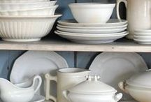 Old Pottery & Tableware