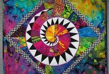 spirales ellipses etc..