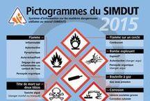 SIMDUT 2015 / Le SIMDUT 2015 est ici – Les exigences du Canada en matière de produits chimiques utilisés au travail seront mises à jour alors que le Système général harmonisé de classification et d'étiquetage des produits chimiques (SGH) est intégré au SIMDUT. Une période de transition s'échelonnant sur plusieurs années est en vigueur où le SIMDUT 1988 et le SIMDUT 2015 peuvent être utilisés.