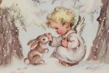 ✶Vintage Christmas Cards✶