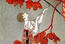 George Barbier Art Deco