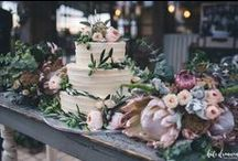 WEDDING CAKES + DESSERTS / Wedding Cake and dessert ideas by Perth Wedding photographer Kate Drennan Photography
